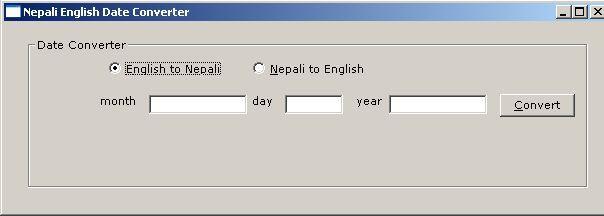 Calendar Converter Bikram Sambat To Gregorian Rainer S Stamp And
